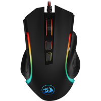 MOUSE GAMER REDRAGON GRIFFIN  COM LED RGB M607